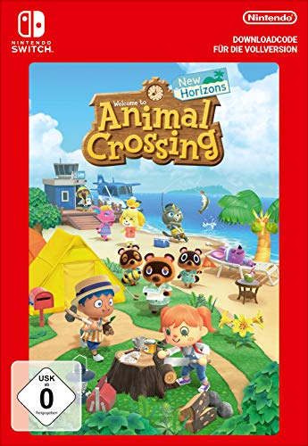 Animal Crossing: New Horizons Standard | Nintendo Switch - Download Code