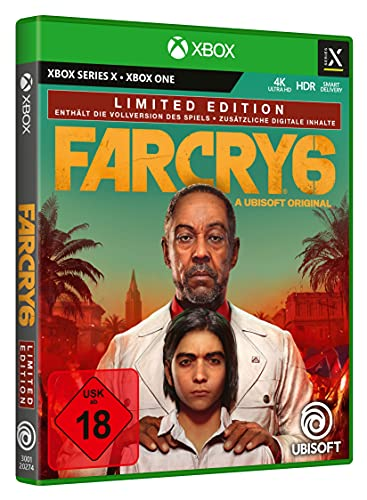 Far Cry 6 - Limited Edition (exklusiv bei Amazon) | Uncut - [Xbox One, Xbox Series X]