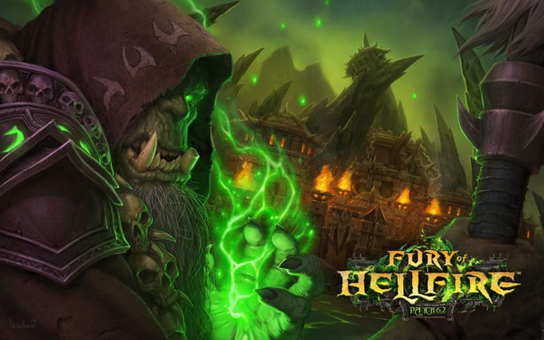 WoW Patch 6.2: Fury of Hellfire erscheint am 24. Juni 2015