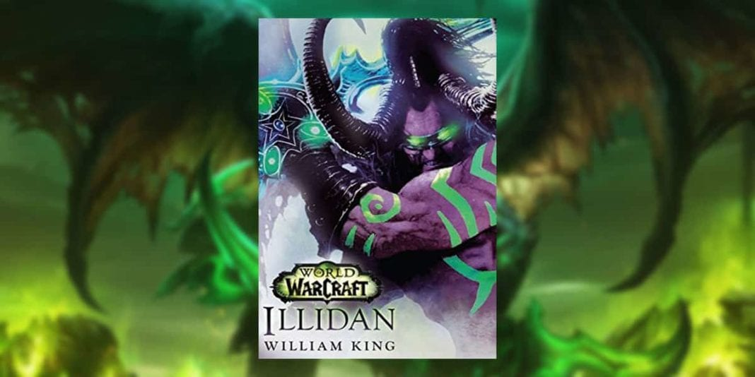 World of Warcraft: Illidan Roman