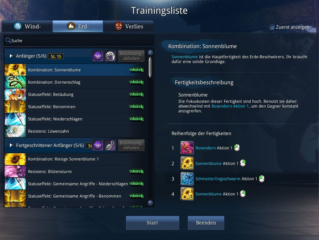 Hongmoon Trainingsgelände