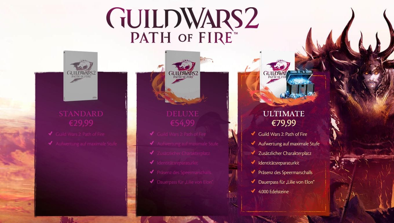 Guild Wars 2: Path of Fire kaufen