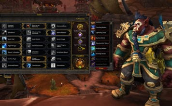 PvP Talente Battle for Azeroth