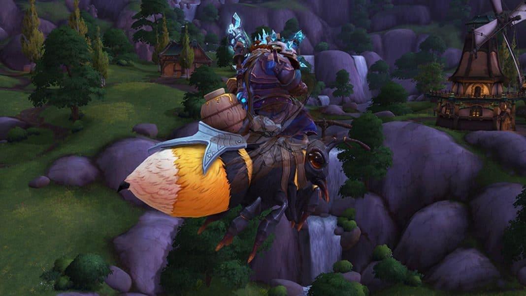 WoW Patch 8.2 Guide: Fliegen in Battle for Azeroth freischalten