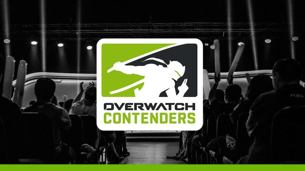 BLizzard Twitch Chat Overwatch Contenders