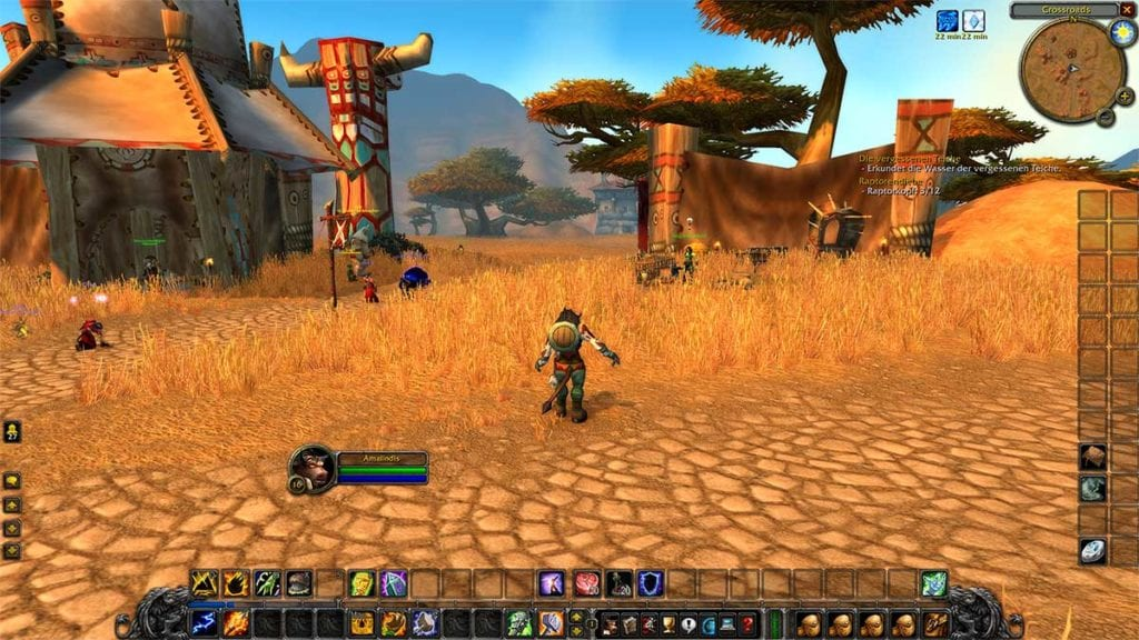 Die Crossroads in WoW Classic