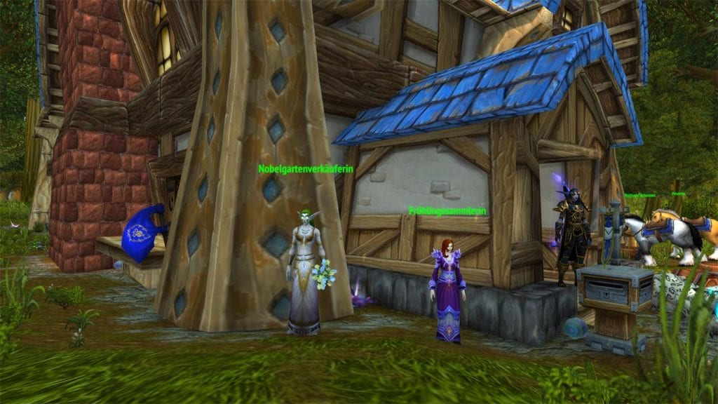 Quests beim Nobelgartenfest von World of Warcraft.