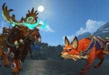 WoW Patch 8.2 Mount Equipment