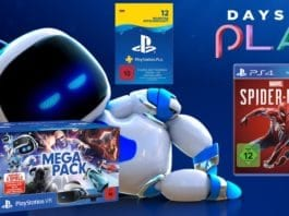 Days of Play 2019 PlayStation Angebote Amazon
