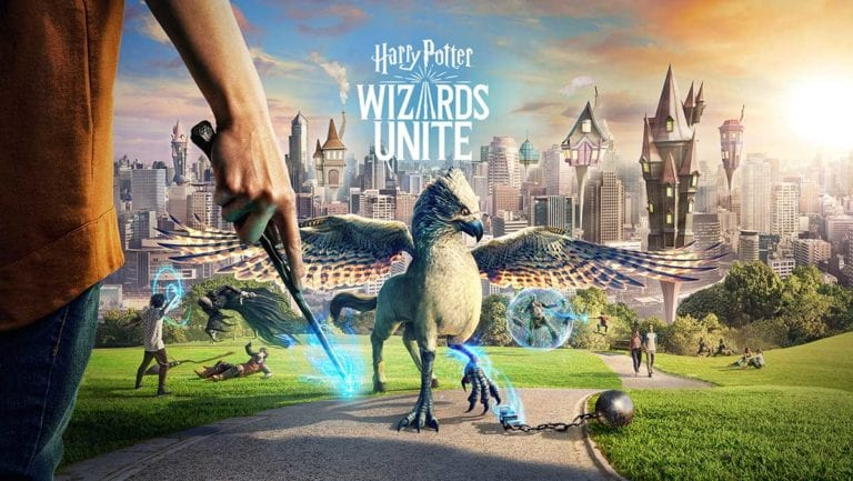 Harry Potter: Wizards Unite – Start in Deutschland für iOS & Android