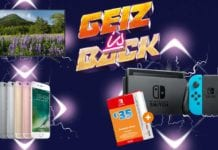 Saturn Geiz is Back: Nintendo Switch und iPhone 6s im Angebot