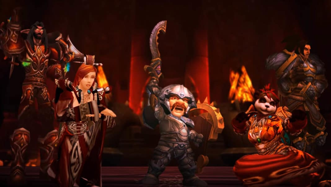 WoW Patch 8.2 Ende des Levelboostings