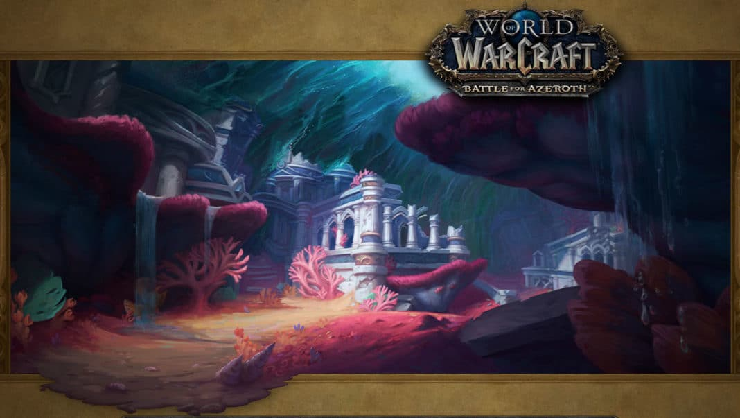 WoW Patch 8.2 Release Candidate