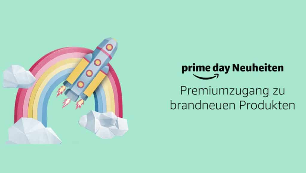 Amazon Prime Day 2019 Neuheiten