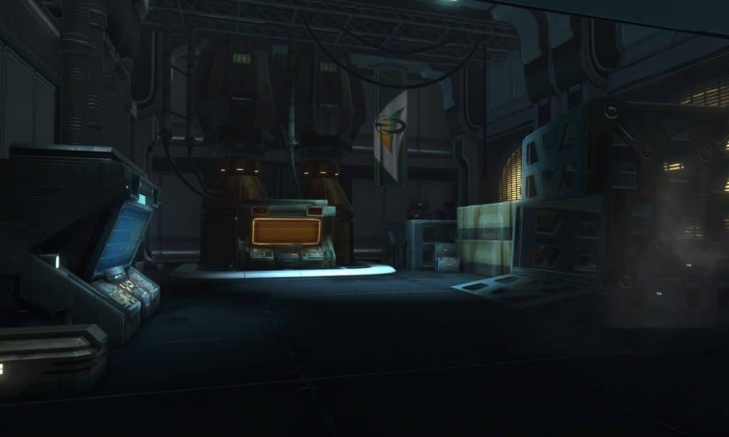 SWTOR Onslaught Operation auf Dxun