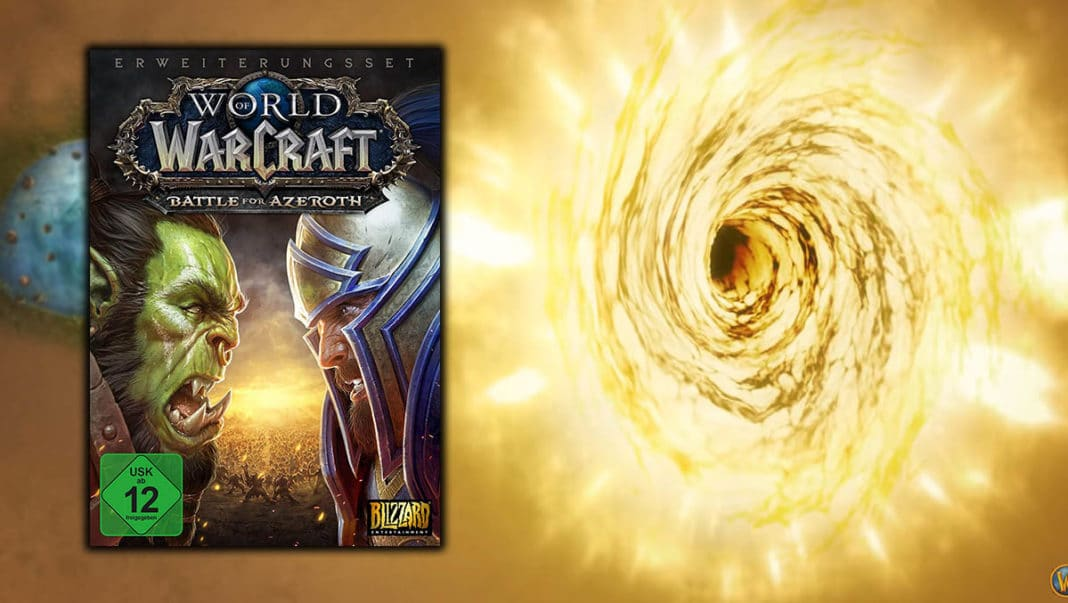 WoW Charakterboost mit Battle for Azeroth kaufen