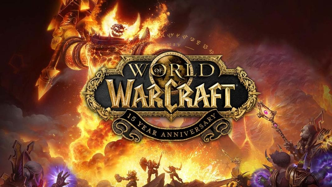 WoW Patch 8.2.5: 15 Jahre World of Warcraft Feier