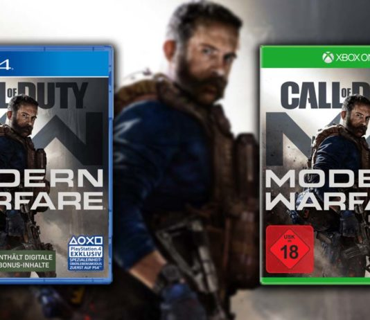 Call of Duty: Modern Warfare vorbestellen
