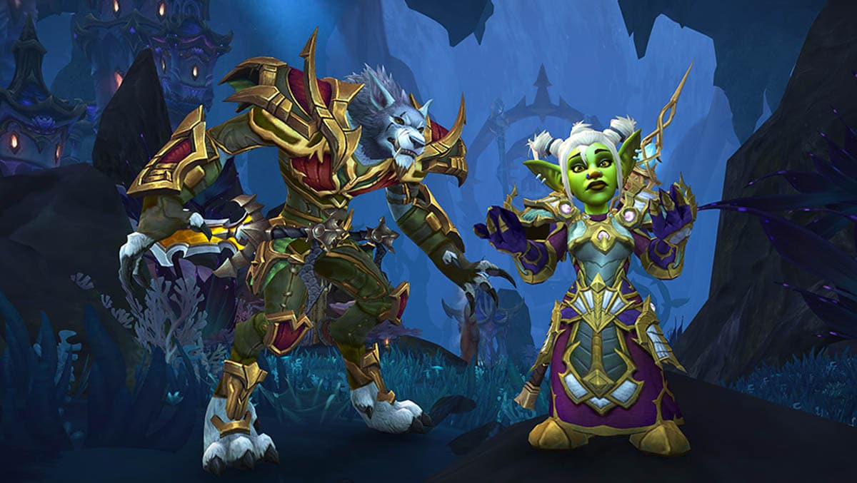 WoW Patch 8.2.5 Release Datum