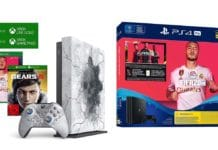 Amazon Angebot: Bundles Xbox One und PS4