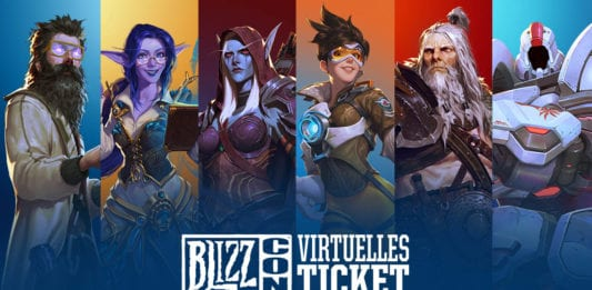 BlizzCon 2019: Belohnungen des Virtuellen Tickets