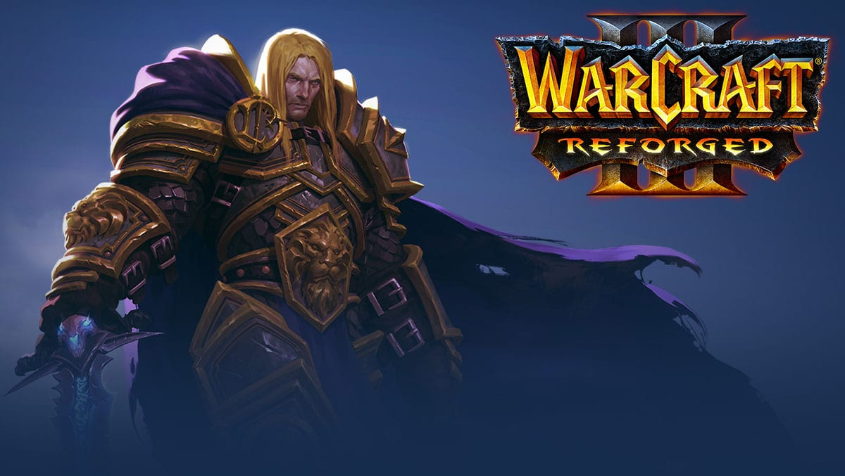 Warcraft 3: Reforged - Arthas