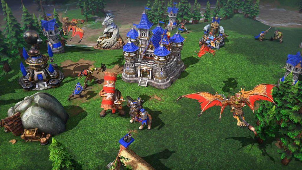 Warcraft 3 Reforged Gameplay