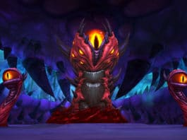 WoW Patch 8.3: Eingang Raid Ny'alotha