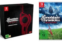 Jetzt vorbestellen: Xenoblade Chronicles: Definitive Edition Collector's Set
