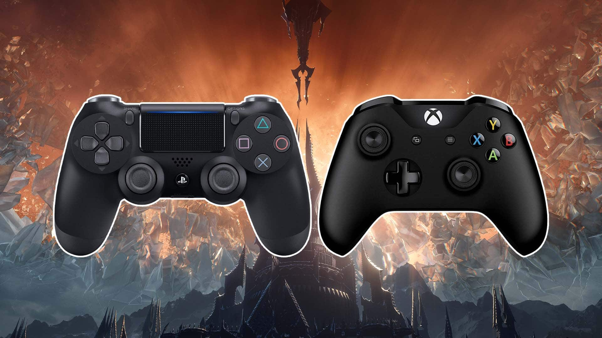 WoW Shadowlands Alpha: Controller-Support & PS4, PS5 in Entwicklung?