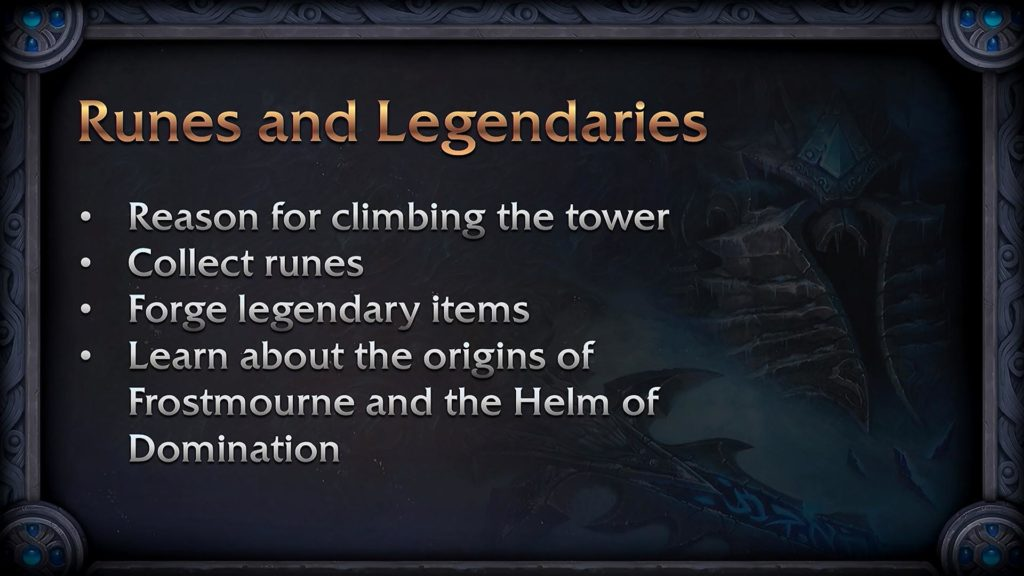 WoW Shadowlands Legendarys