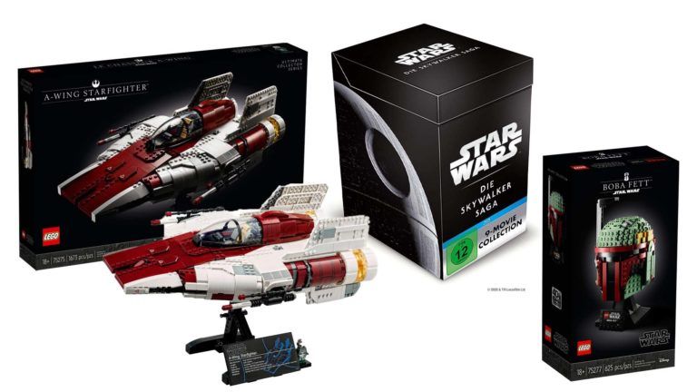 Star Wars Day 2020: Angebote, LEGO A-wing Starfighter & Episode 9