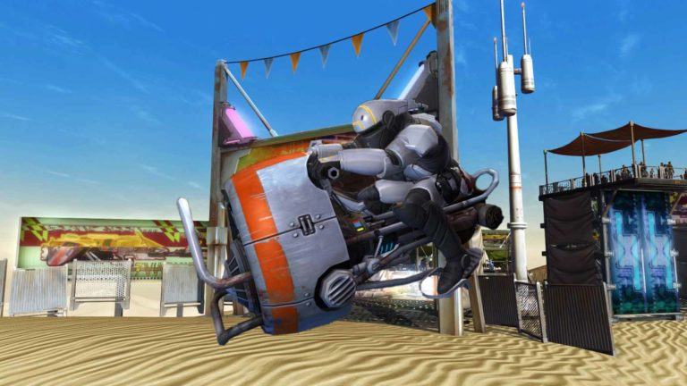 SWTOR Patch 6.1.2: Patch Notes & Swoop Rallye-Event