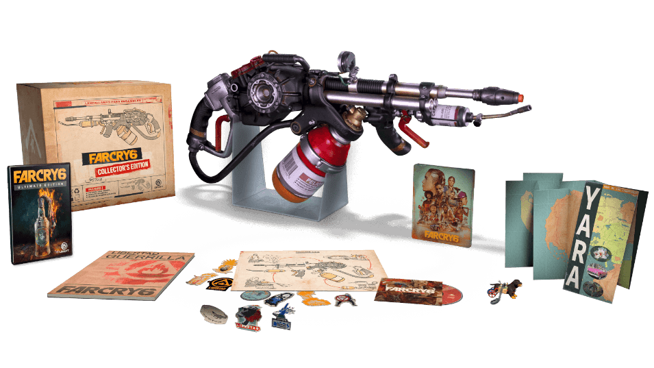 far cry 6 collectors edition amazon