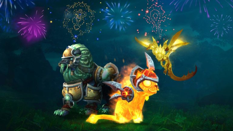 Blizzard Shop: WoW Mounts, Haustiere & Battle for Azeroth im Angebot