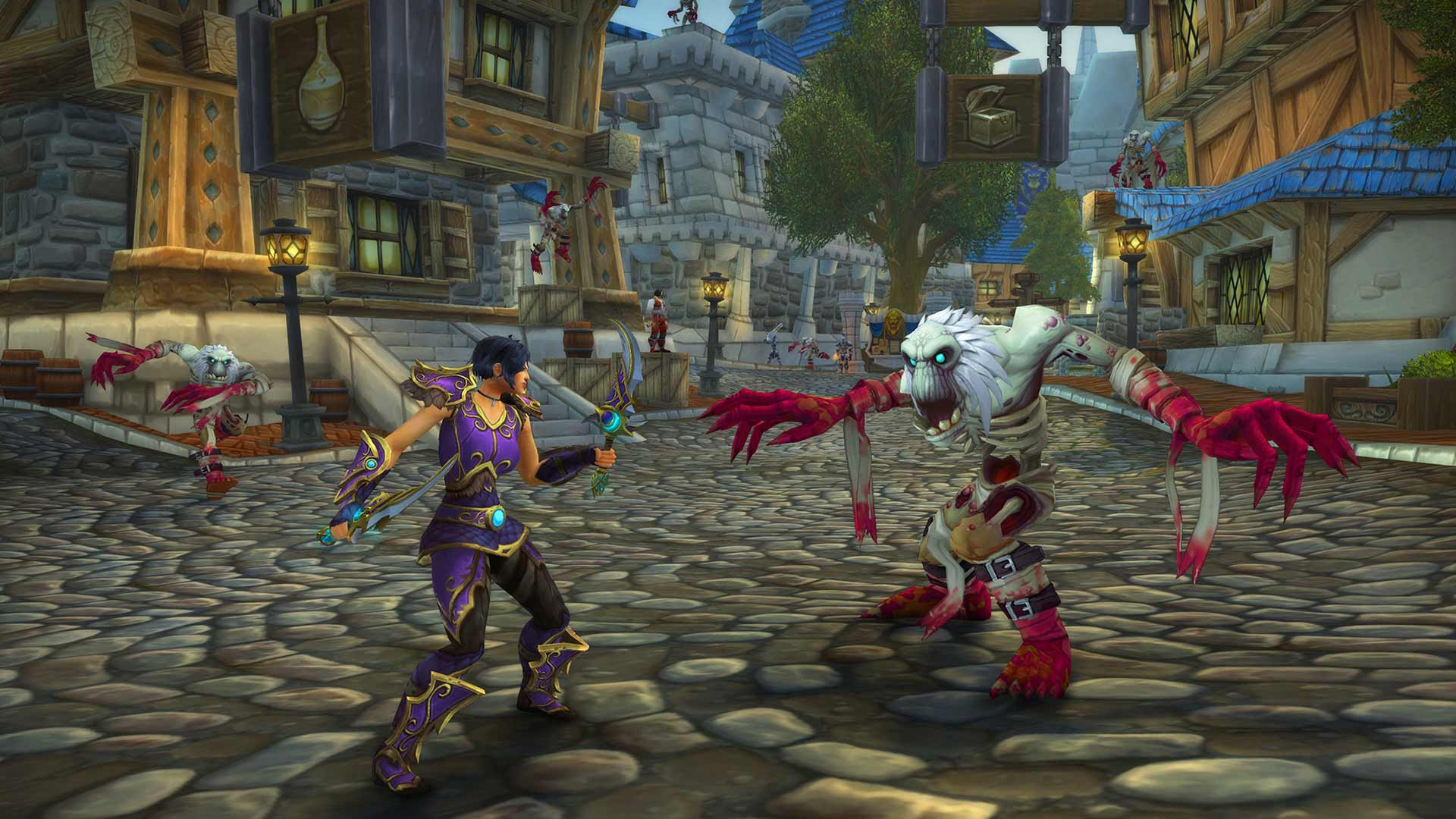 WoW Shadowlands Pre-Event: Alles zu Quests, Loot, Bosse & Phasen