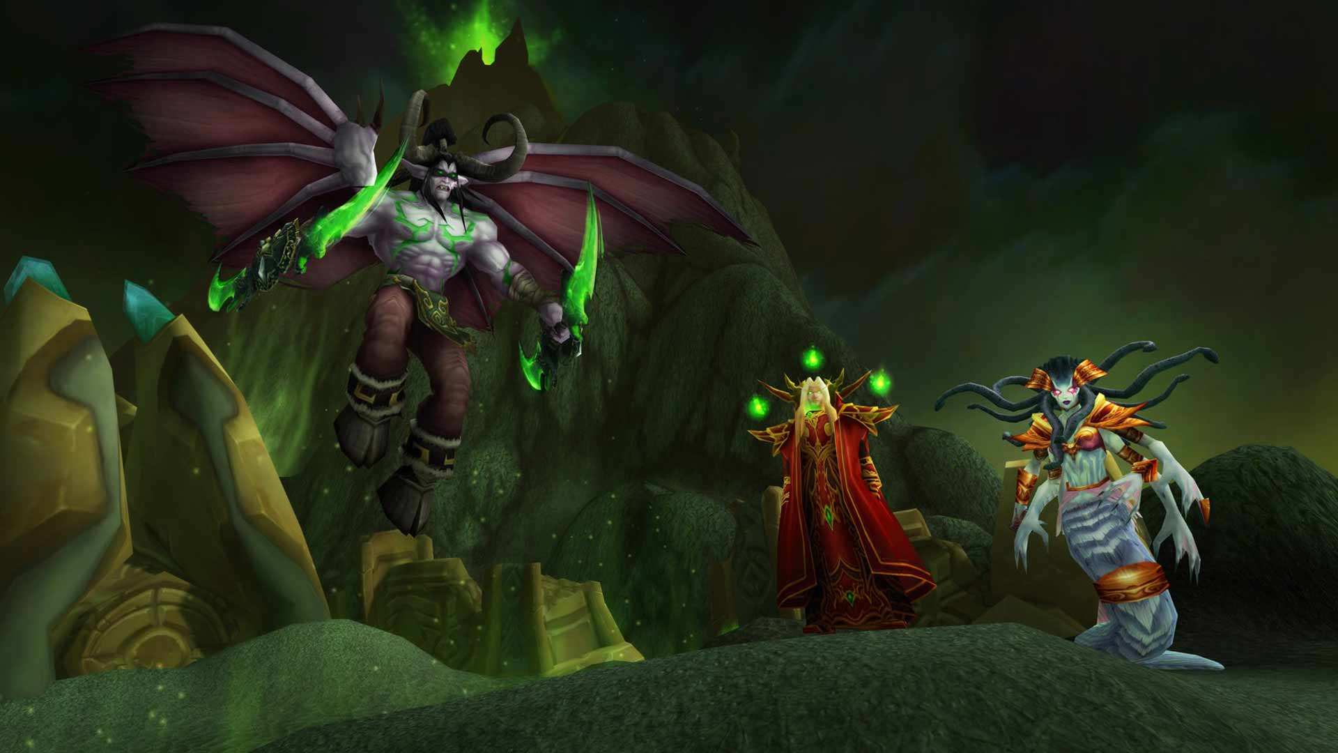 WoW Burning Crusade Classic Screenshot
