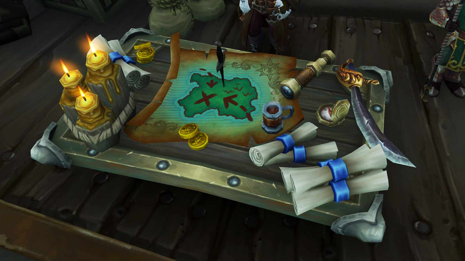WoW Inselexpeditionen mit Patch 9.1 solo anmelden