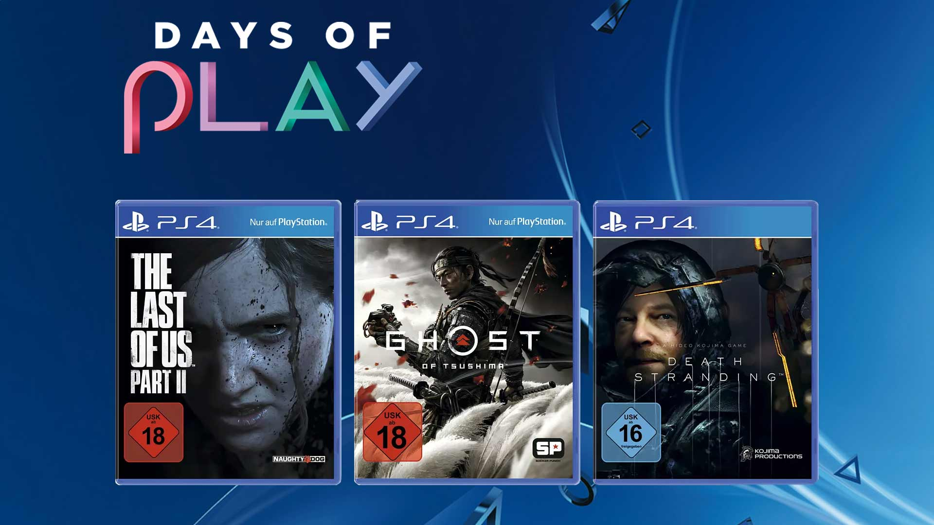 Sony Days of Play 2021: Angebote bei Amazon