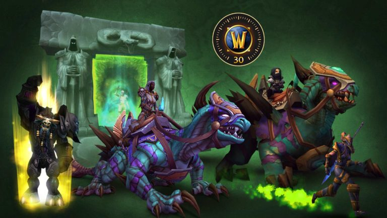 WoW TBC Classic Deluxe Edition: Mounts, Boost & Preis
