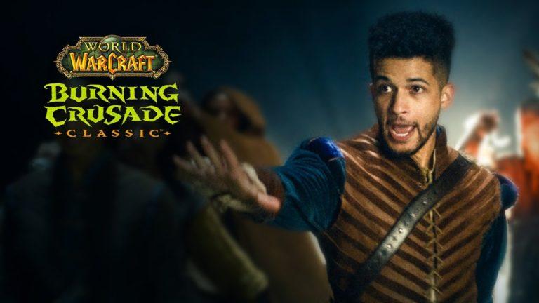 WoW TBC Classic: Blizzard stimmt mit einer Ode auf Release ein