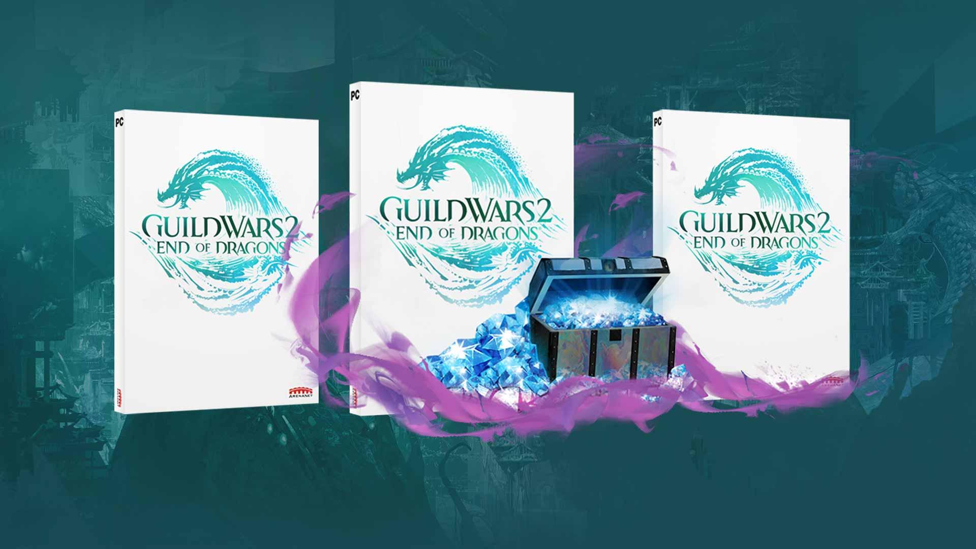Guild Wars 2 End of Dragons kaufen