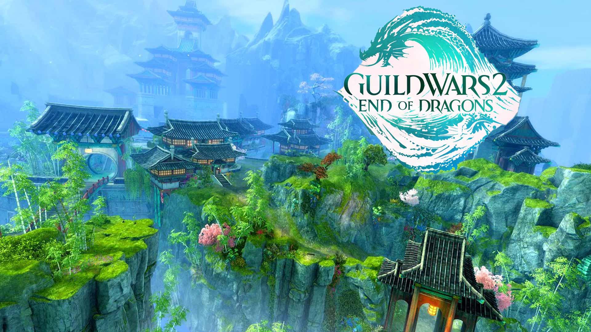 Guild Wars 2 End of Dragons Livestream