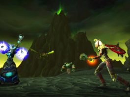 WoW TBC Classic Arena PvP