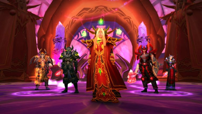 WoW TBC Classic Phase 2: Alles zu Release, PvP, Raids & Dungeonbrowser