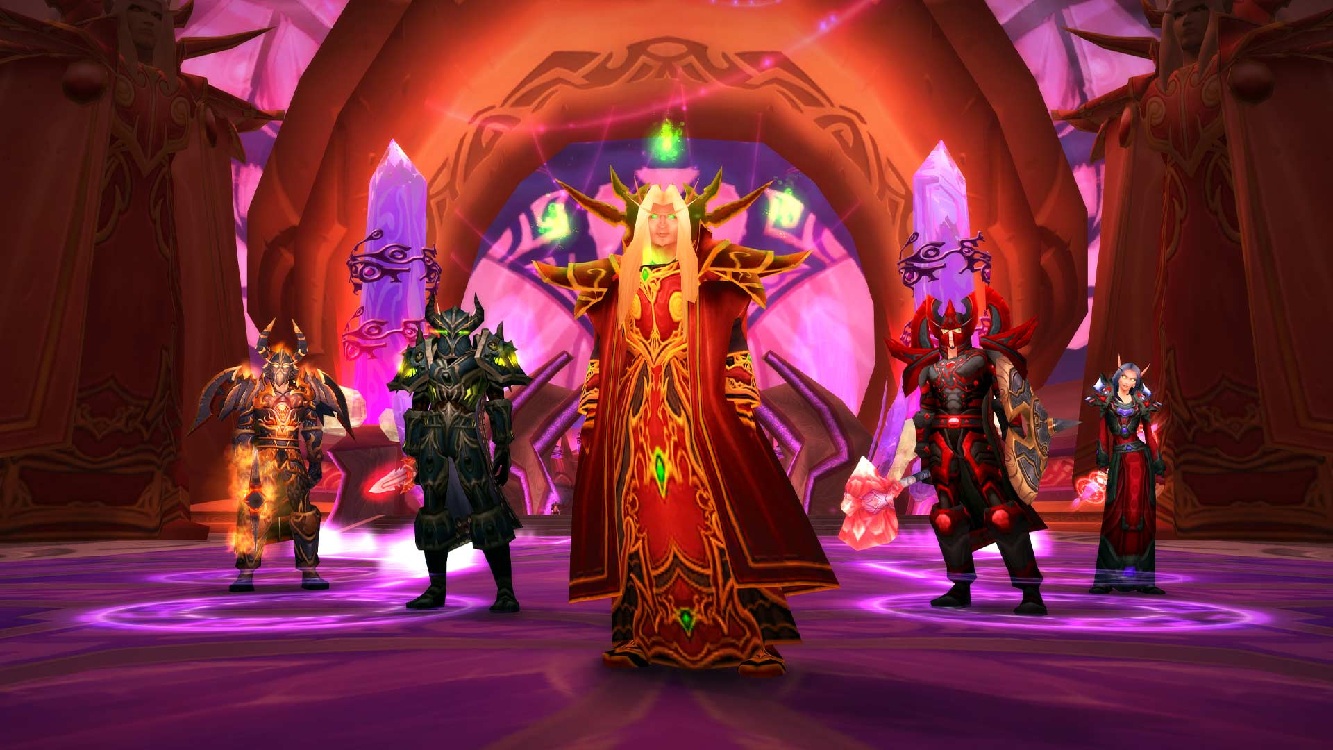 WoW TBC Classic Phase 2: Alles zu Release, Raids, PvP & Dungeonbrowser